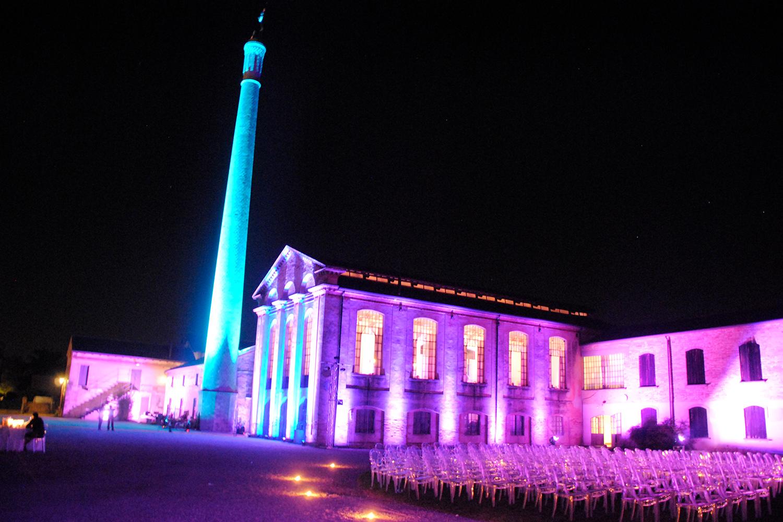 Illuminazione per eventi aziendali | Came 2011
