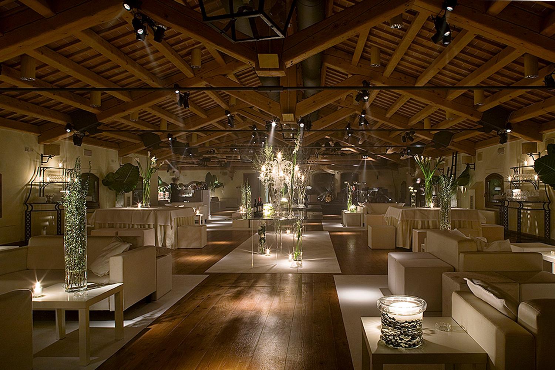 Illuminazione festa privata | Eventi Padova Festa Privata 2009