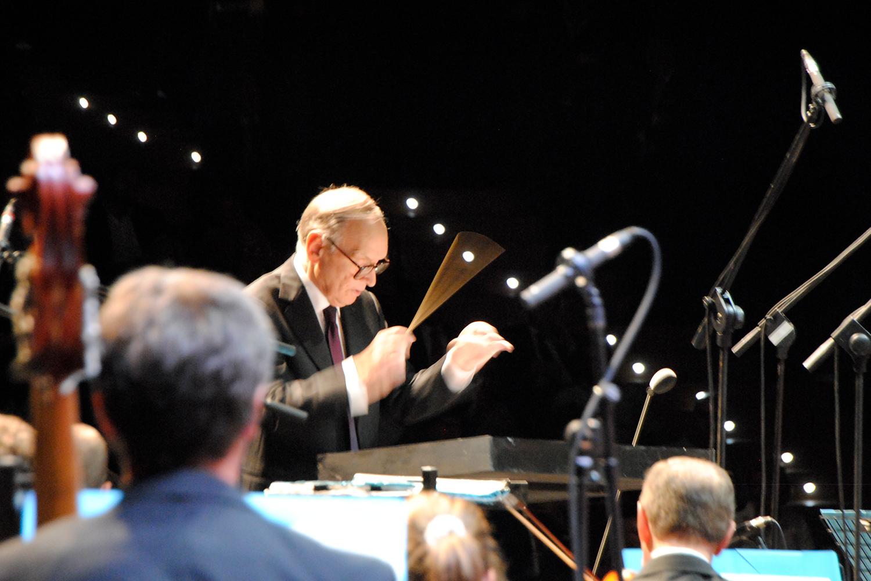 Illuminazione per concerti | Ennio Morricone Vicenza