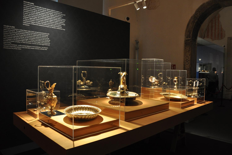 Illuminazione musei e gallerie d'arte | mostre castello palazzo ducale mantova
