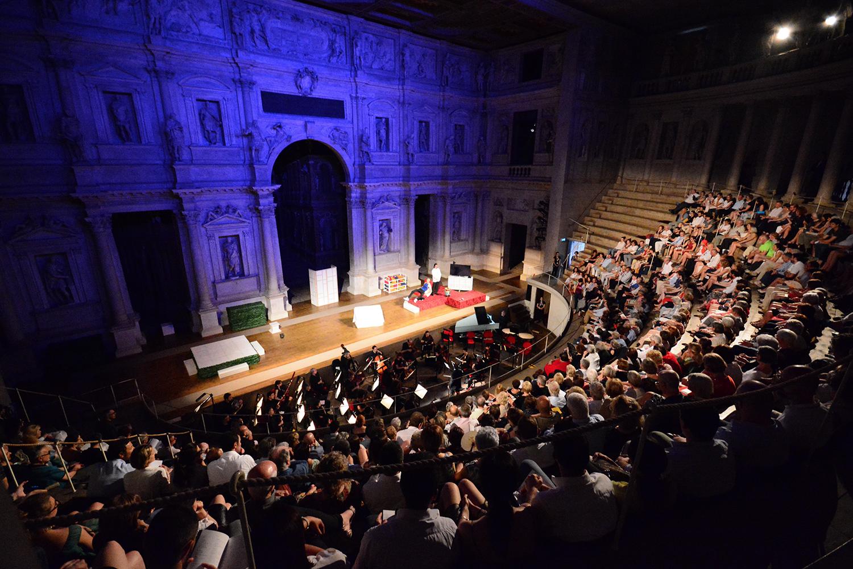 Illuminazione rappresentazioni teatrali | don giovanni teatro olimpico vicenza