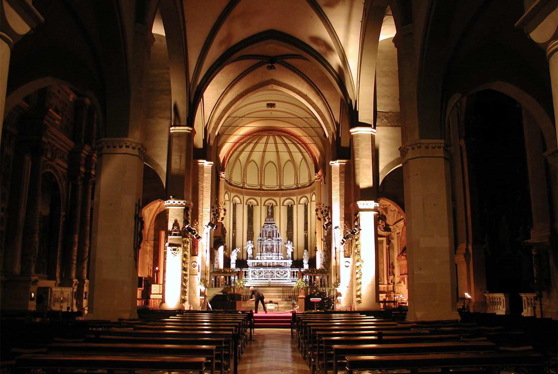 Illuminazione chiesa, duomo e luoghi sacri